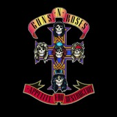 Guns N' Roses - Appetite for Destruction  artwork