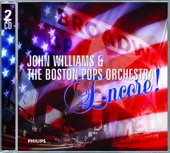 John Williams and the Boston Pops Orchestra - Encore!: Best of the Boston Pops  artwork
