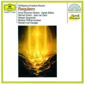 Berlin Philharmonic Orchestra & Herbert von Karajan - Mozart: Requiem  artwork