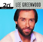 Lee Greenwood - 20th Century Masters - The Millennium Collection: Best of Lee Greenwood  artwork