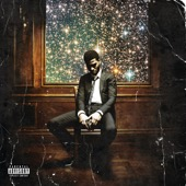 Kid Cudi - Man On the Moon, Vol. II: The Legend of Mr. Rager (Deluxe Version)  artwork