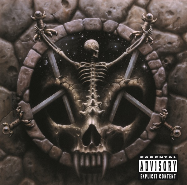 Divine Intervention by Slayer Album Art