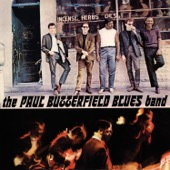The Paul Butterfield Blues Band - The Paul Butterfield Blues Band  artwork