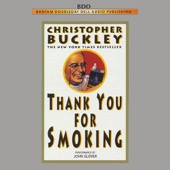 Christopher Buckley - Thank You for Smoking  artwork