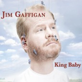 Cover to Jim Gaffigan's King Baby