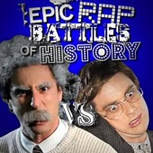 Albert Einstein vs Stephen Hawking (feat. Nice Peter & MC Mr. Napkins) - Epic Rap Battles of History