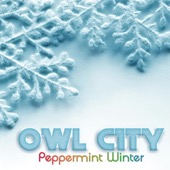 Peppermint Winter - Owl City Cover Art