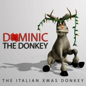 Dominick the Italian Christmas Donkey - Lou Monte Cover Art