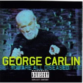 Cover to George Carlin's You Are All Diseased