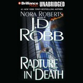 J. D. Robb - Rapture in Death: In Death, Book 4 (Unabridged)  artwork