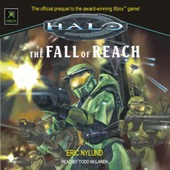 Eric Nylund - Halo: the Fall of Reach (Unabridged) [Unabridged  Fiction]  artwork
