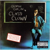 Cover to George Carlin's Class Clown