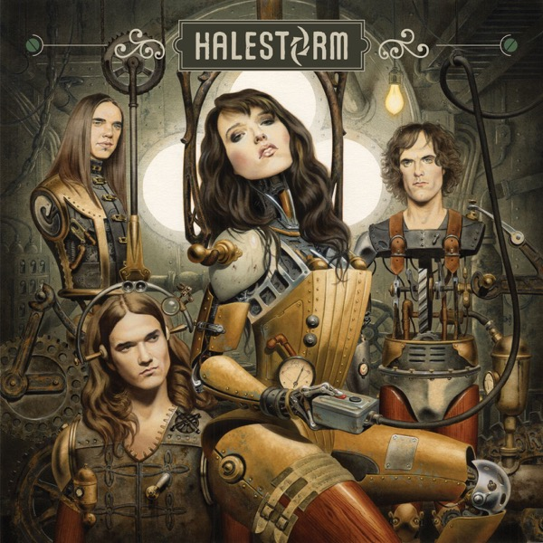 Halestorm by Halestorm Album Art