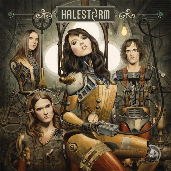 Halestorm by Halestorm Album Art