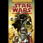 K.W. Jeter - Star Wars: The Bounty Hunter, Book 1: The Mandalorian Armor  artwork