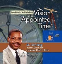 Dr. Carl King Pt. 1 (April 23, 2009), Apostolic Church of God & Apostolic Church of God Bible Conference 09