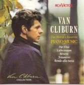Van Cliburn - The World's Favorite Piano Music  artwork