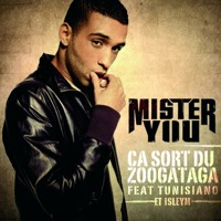 Mister You - Ça sort du Zoogataga (feat. Tunisiano & Isleym) - Single