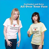 Cover to Garfunkel and Oates's All Over Your Face