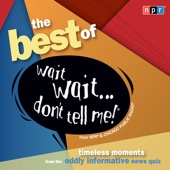National Public Radio - Best of Wait Wait . . . Don't Tell Me! (Unabridged)  artwork