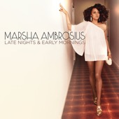 Marsha Ambrosius - Late Nights & Early Mornings  artwork
