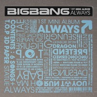 BIGBANG - Always (1st Mini Album)  - EP