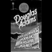 Douglas Adams - Dirk Gently's Holistic Detective Agency  artwork