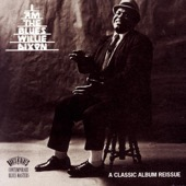 Willie Dixon - I Am the Blues  artwork