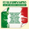 pochette album Various Artists - Italianisimo - Las 50 Mejores Canciones