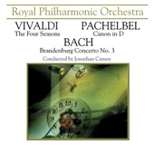 Royal Philharmonic Orchestra - Vivaldi: The Four Seasons - Bach: Brandenburg Concerto No. 3  artwork
