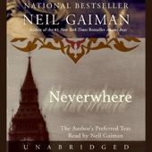 Neil Gaiman - Neverwhere (Unabridged)  artwork