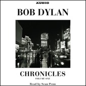 Bob Dylan - Chronicles: Volume One  artwork