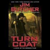 Jim Butcher - Turn Coat: The Dresden Files, Book 11 (Unabridged)  artwork