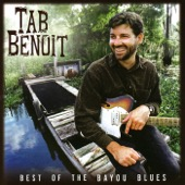 Tab Benoit - Best of the Bayou Blues  artwork