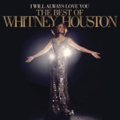 Whitney Houston - I Will Always Love You - The Best of Whitney Houston  artwork