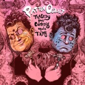 Cover to Patton Oswalt's Tragedy Plus Comedy Equals Time