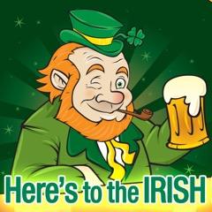 Here's to the Irish