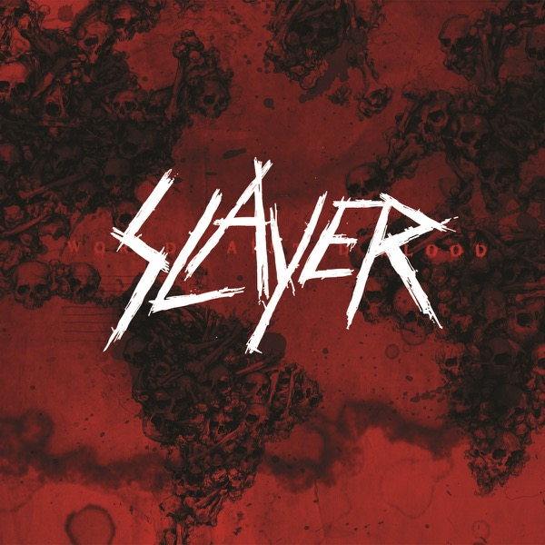 World Painted Blood by Slayer Album Art