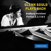 Glenn Gould - Glenn Gould Plays Bach  artwork