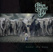 The Allman Brothers Band - Hittin' the Note  artwork