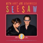 Joe Bonamassa & Beth Hart - Seesaw  artwork