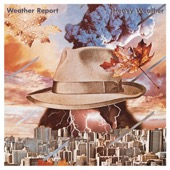 Weather Report - Heavy Weather  artwork