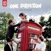 Take Me Home - One Direction Cover Art