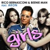 Girls (feat. Akon) [The 2012 Remixes]