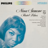 Nina Simone - Pastel Blues  artwork