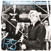 R5 - Heart Made Up On You - EP  artwork