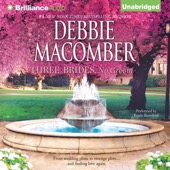 Debbie Macomber - Three Brides, No Groom (Unabridged)  artwork