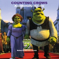 Counting Crows - Accidentally In Love (From Shrek 2) - Single