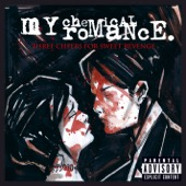 My Chemical Romance - Three Cheers for Sweet Revenge  artwork