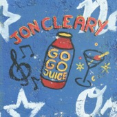 Jon Cleary - GoGo Juice  artwork